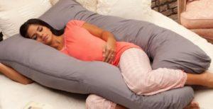 С какого месяца беременности нельзя спать на животе