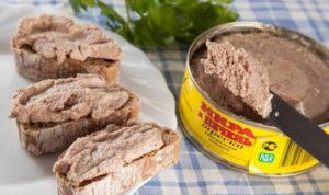 Печень трески для кормящих