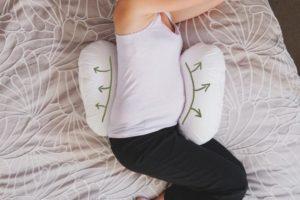 Не могу спать на левом боку при беременности
