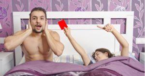 Половой акт во время менструации