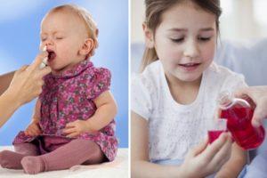 Лорингический кашель у ребенка чем лечить