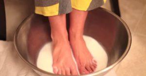 Можно ли парить ноги беременным при насморке