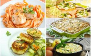 Вторые блюда для кормящих мам в первый месяц