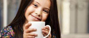 Можно ли пить чай ребенку