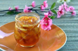 Персиковое варенье при гв