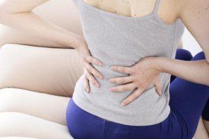 Схваткообразные боли после родов