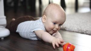 Почему ребенок в 4 месяца