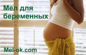 Можно ли есть мел беременным