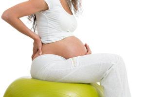 Почему у беременной болит