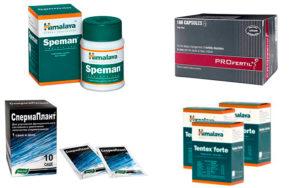 Средства для улучшения качества спермы