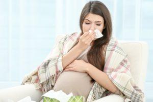 Сильная заложенность носа при беременности чем лечить