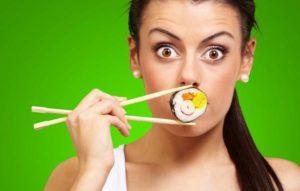 Какие можно суши беременным