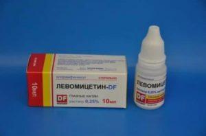 Капли глазные левомицетин при беременности 2 триместр