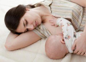 Как забеременеть при кормлении грудным молоком