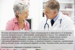 Мастопатия симптомы при климаксе