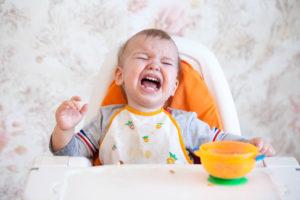 Ребенок 1 год не ест