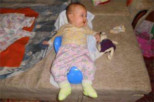 Почему ребенок в 5 месяцев