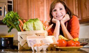 Как похудеть во время климакса после 50 лет
