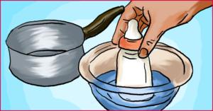 Можно ли греть грудное молоко в микроволновке ребенку