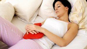 Если беременной снится что у нее пошли месячные