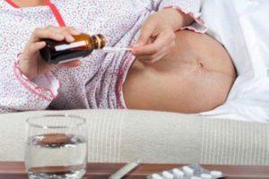 Простуда при беременности в первом триместре что делать