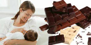 Можно кормящей маме конфеты