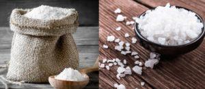 Морская соль при беременности