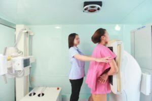 Делают ли беременным рентген