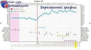 Как снизить температуру при беременности на ранних сроках