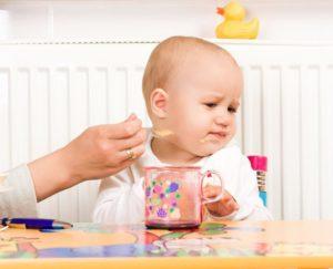 Ребенок не ест 1 год
