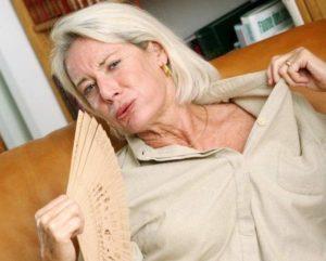 До какого возраста могут быть приливы у женщин