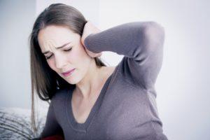 При беременности закладывает ухо