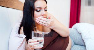 При беременности во рту горчит