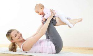 Можно ли кормящим мамам заниматься в тренажерном зале