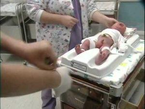 Нет крайней плоти у новорожденного