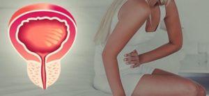 При беременности задержка мочеиспускания