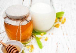 Молоко с медом беременным