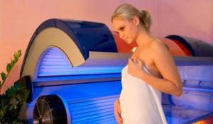 Можно ли посещать солярий во время кормления грудью