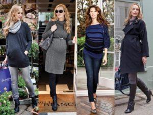 Что носить во время беременности