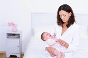 Заболела можно ли кормить ребенка