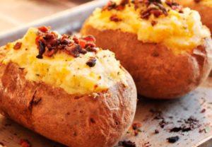Картофель для кормящей мамы