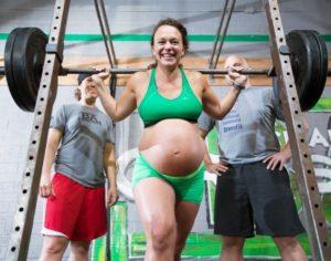 После родов можно ли поднимать тяжести