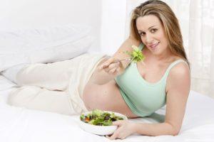 Что лучше кушать при токсикозе