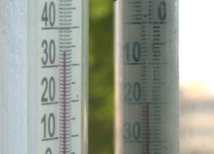 Как на градуснике смотреть температуру