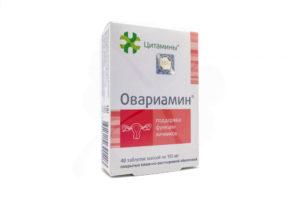 Овариамин для снижения фсг