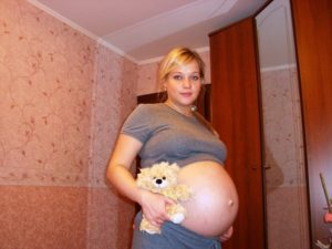 При беременности распух нос