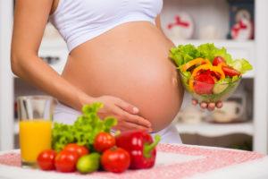 Острая пища при беременности
