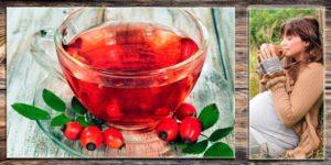 Можно ли пить чай из шиповника при беременности