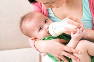 Можно ли смесь давать сразу после грудного молока