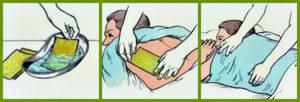 Горчичники при беременности 2 триместр можно ли ставить